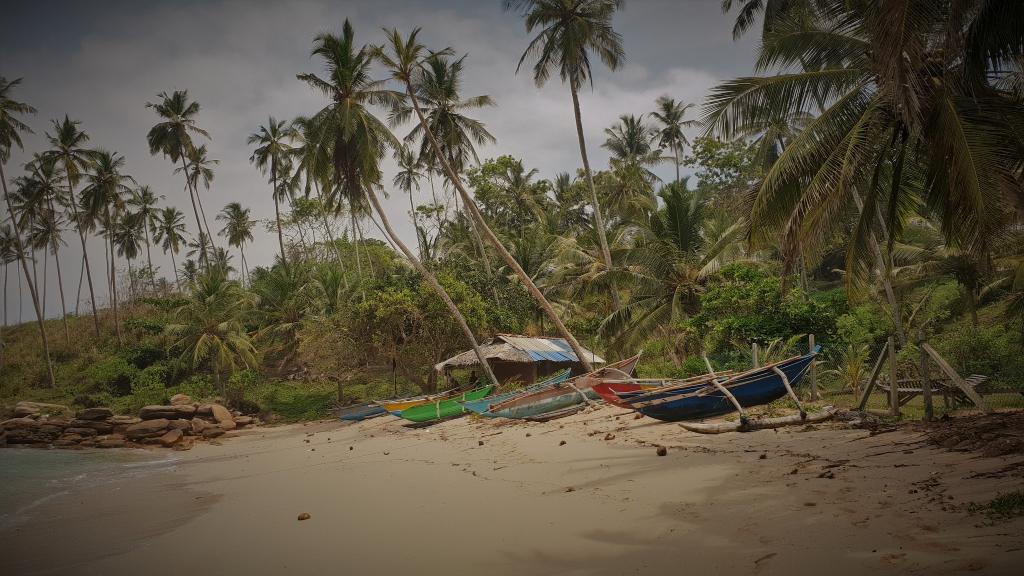 Sri Lanka Tangalle beach