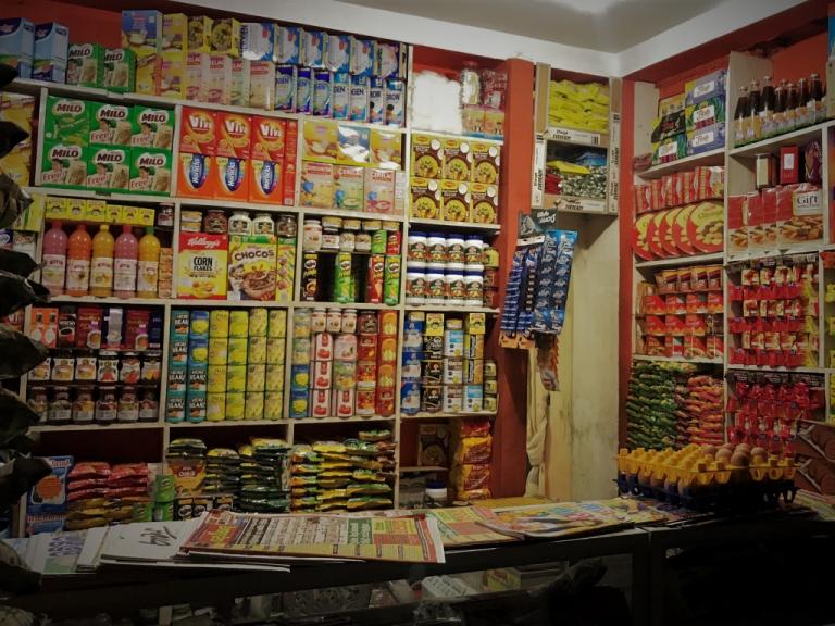 Sri Lanka Galle shop