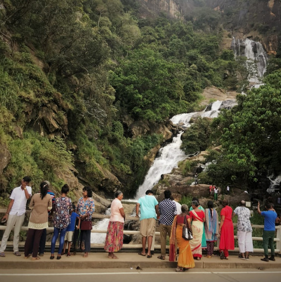 Sri Lanka Ravana Falls