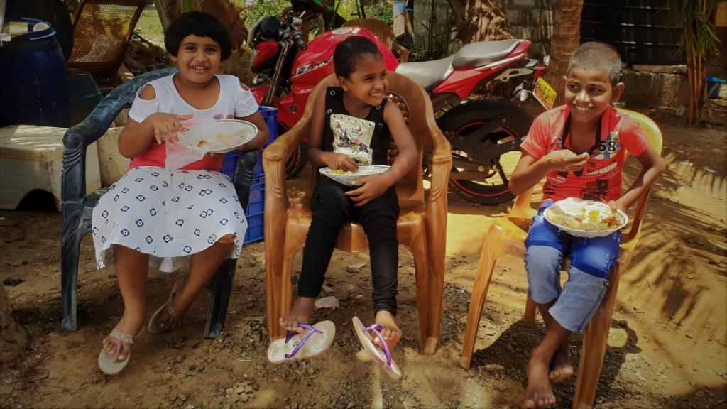 Sri Lanka kids