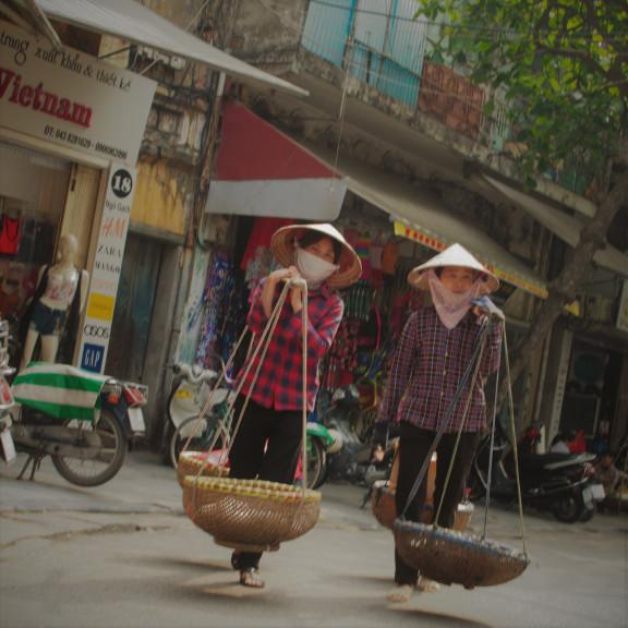 Vietnam hanoi life